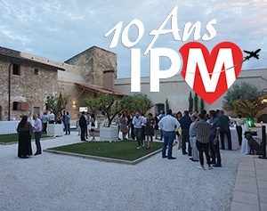 Anniversaire 10 ans IPM France-bornes interactives
