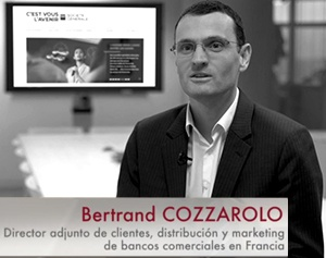 Bertrand Cozzarolo - kiosco interactivo
