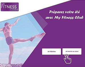 Borne accueil et abonnement salles de fitness Print and More IPM France