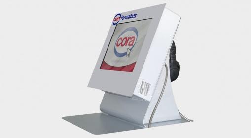 Cora borne interactive
