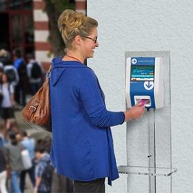 Identification kiosk-IPM France