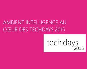 Techdays IPM France