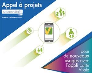 appel à projets appli carte Vitale IPM France