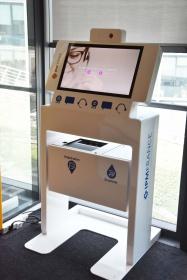 borne digitale visioconference - scan-impression - ipmfrance