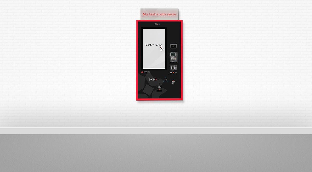 Borne de distribution cartes-EK5000-IPM France