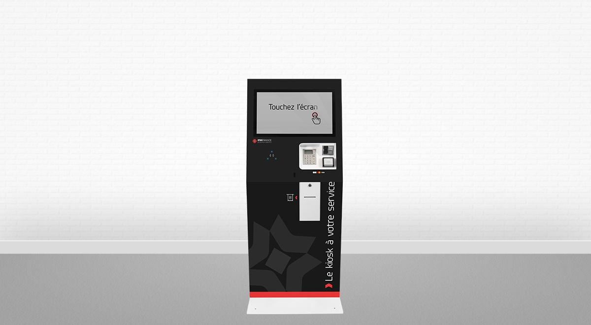 Borne de paiement-EK3000-IPM France