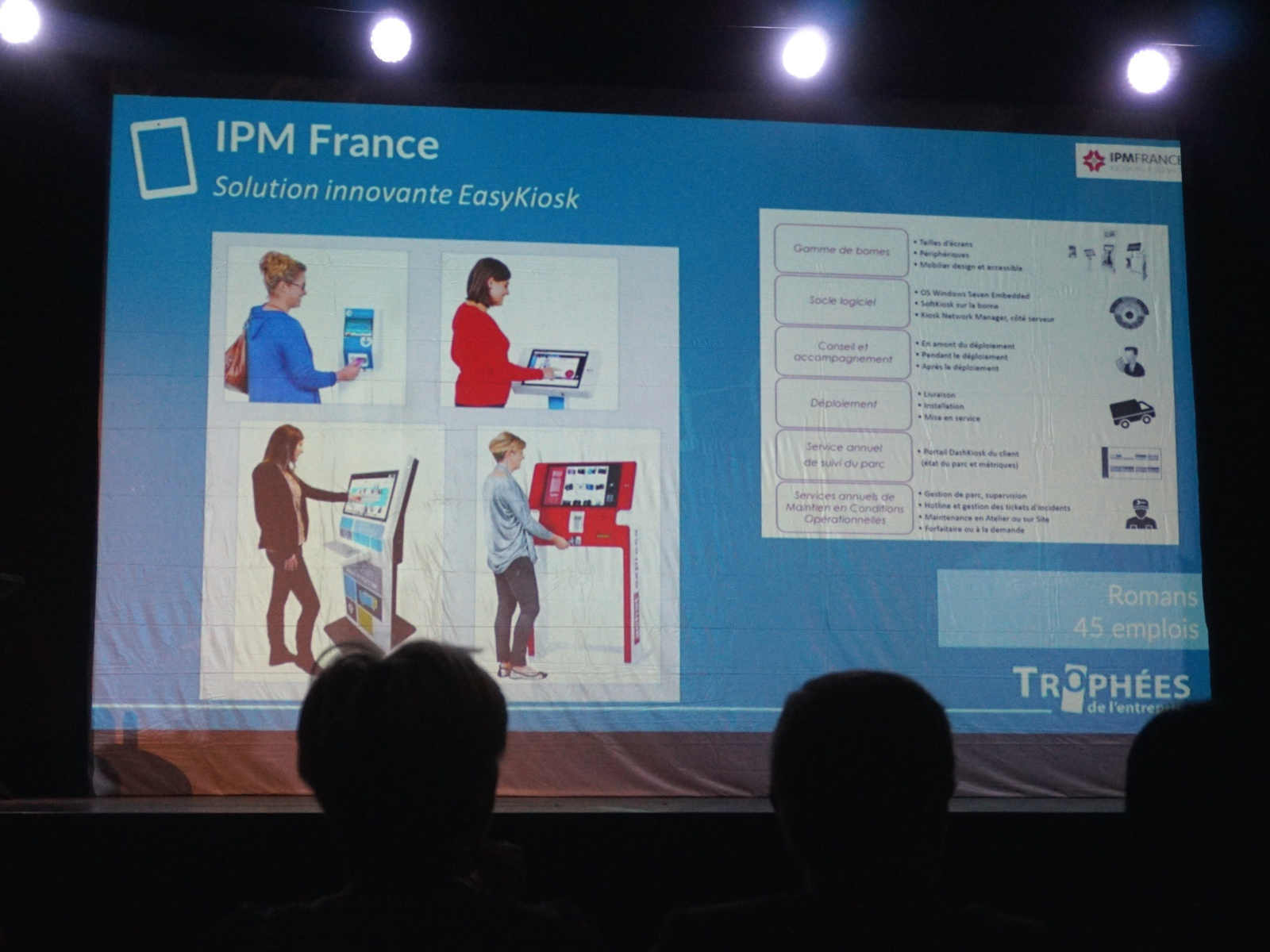 trophées de l'entreprise - IPM France