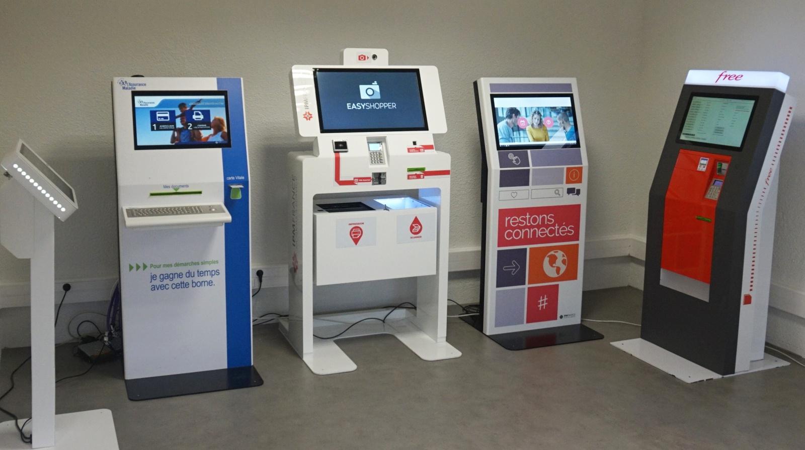 showroom ipm france bornes interactives