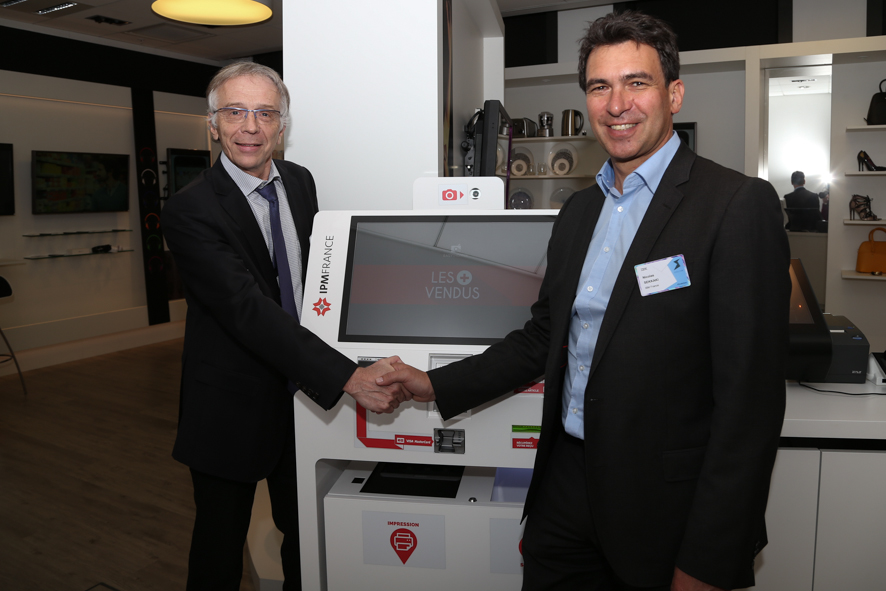 IBM IPM FRANCE partenariat commercial
