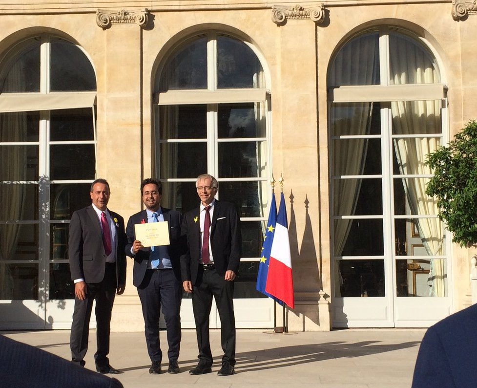 IPM France recibe Pass French Tech en el Elíseo