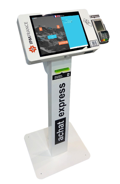 borne tactile interactive ipm france rechargement ek 2000