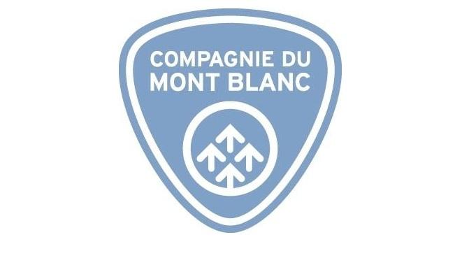 logo la compagnie du mont blanc