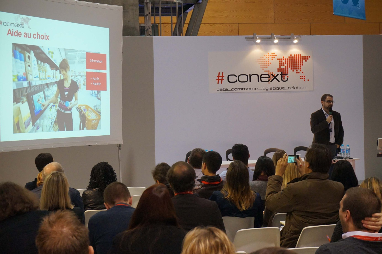 salon conext conference commerce connecte ipmfrance