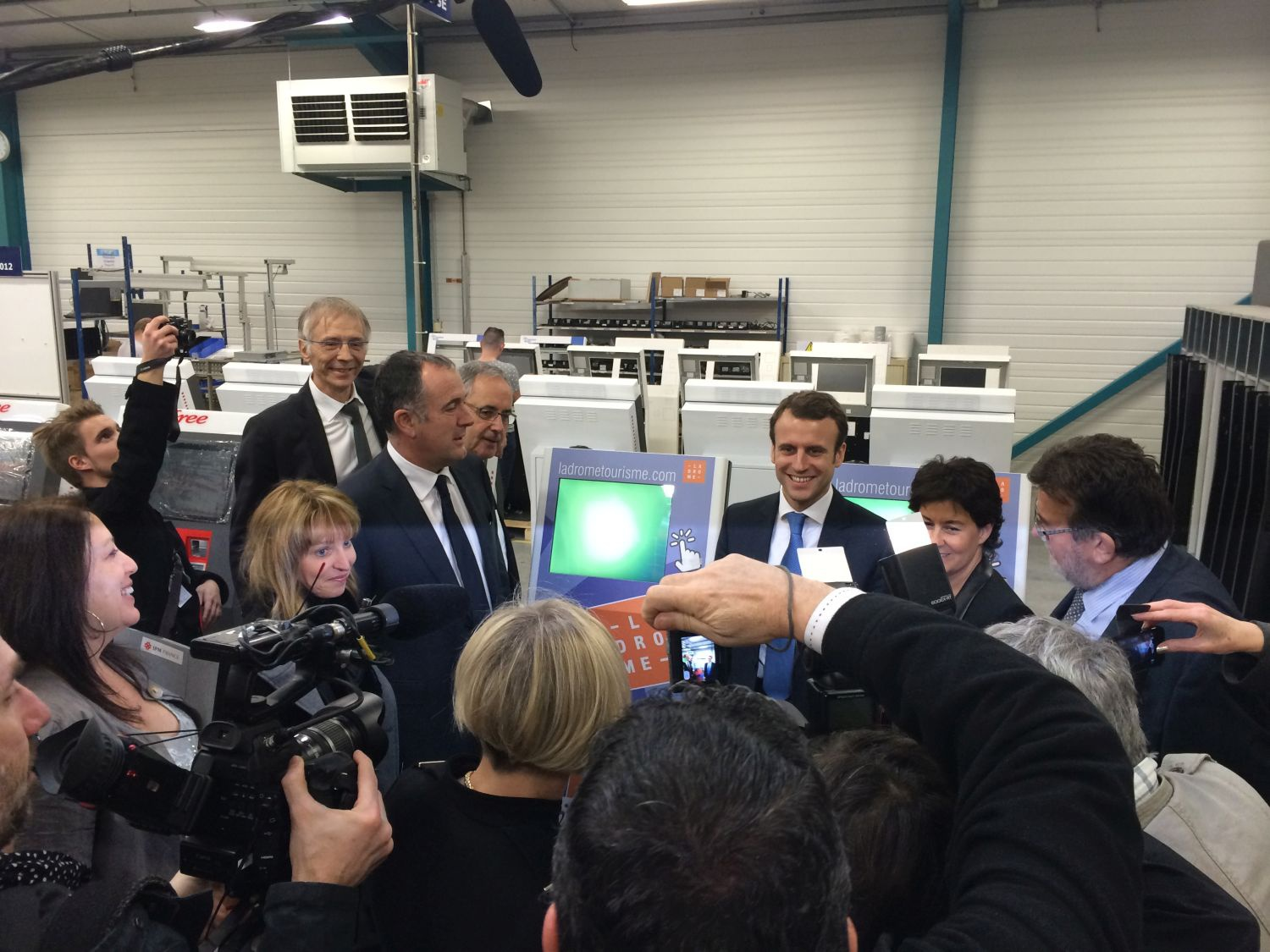 borne interactive tactile ipm france