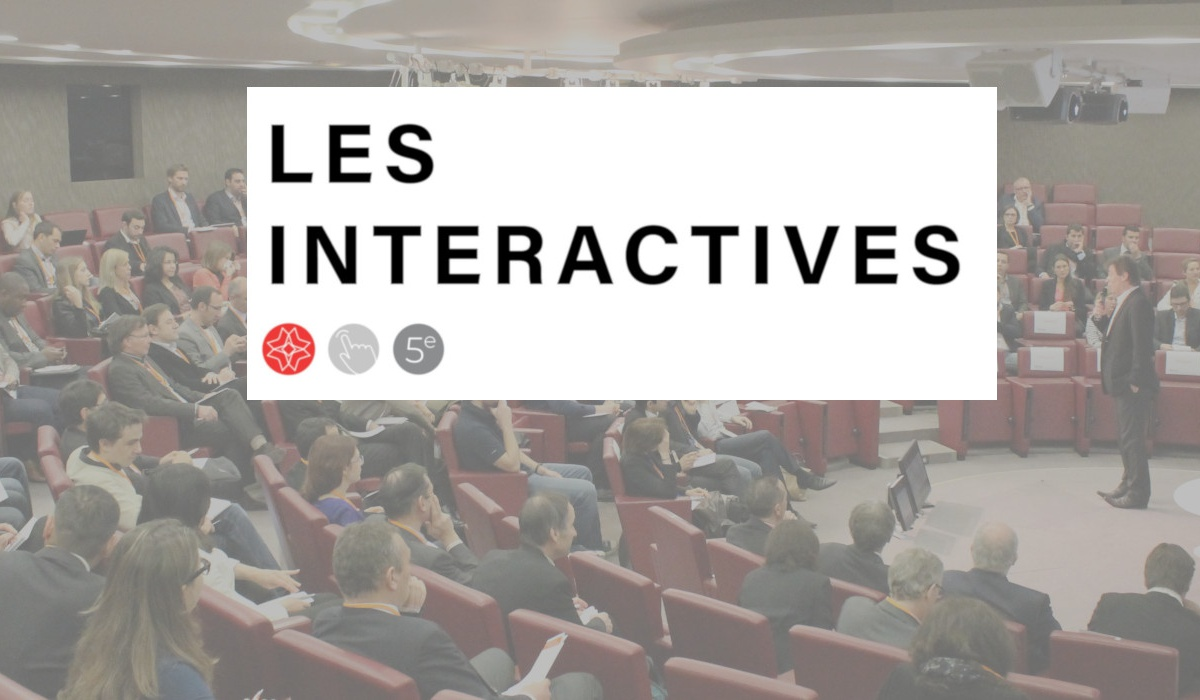 IPM France evenement conference borne interactive