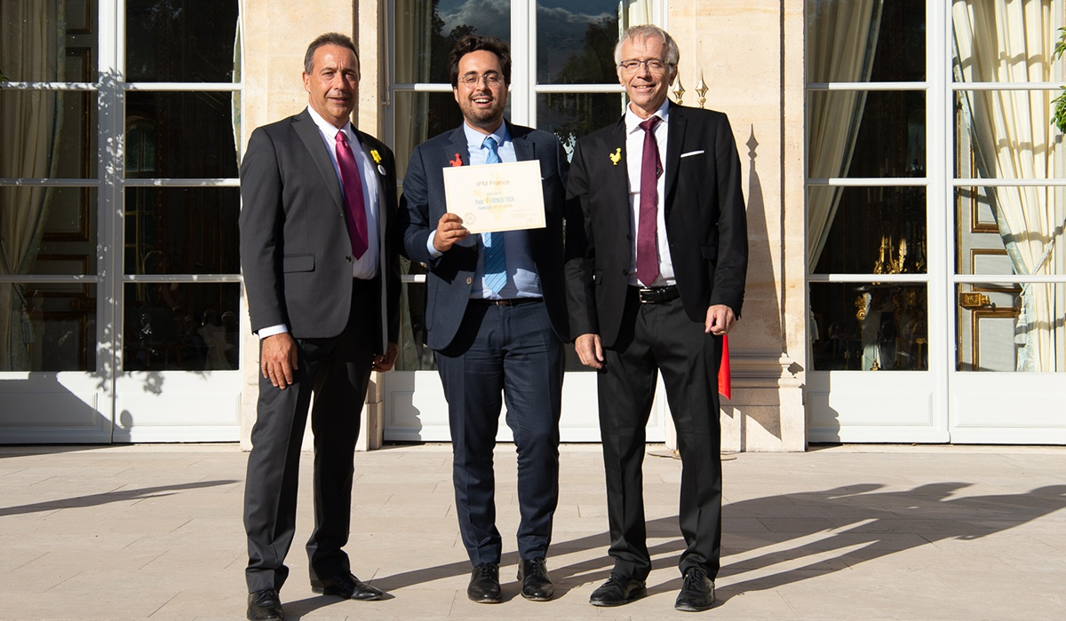 IPM France pass french tech Elysee