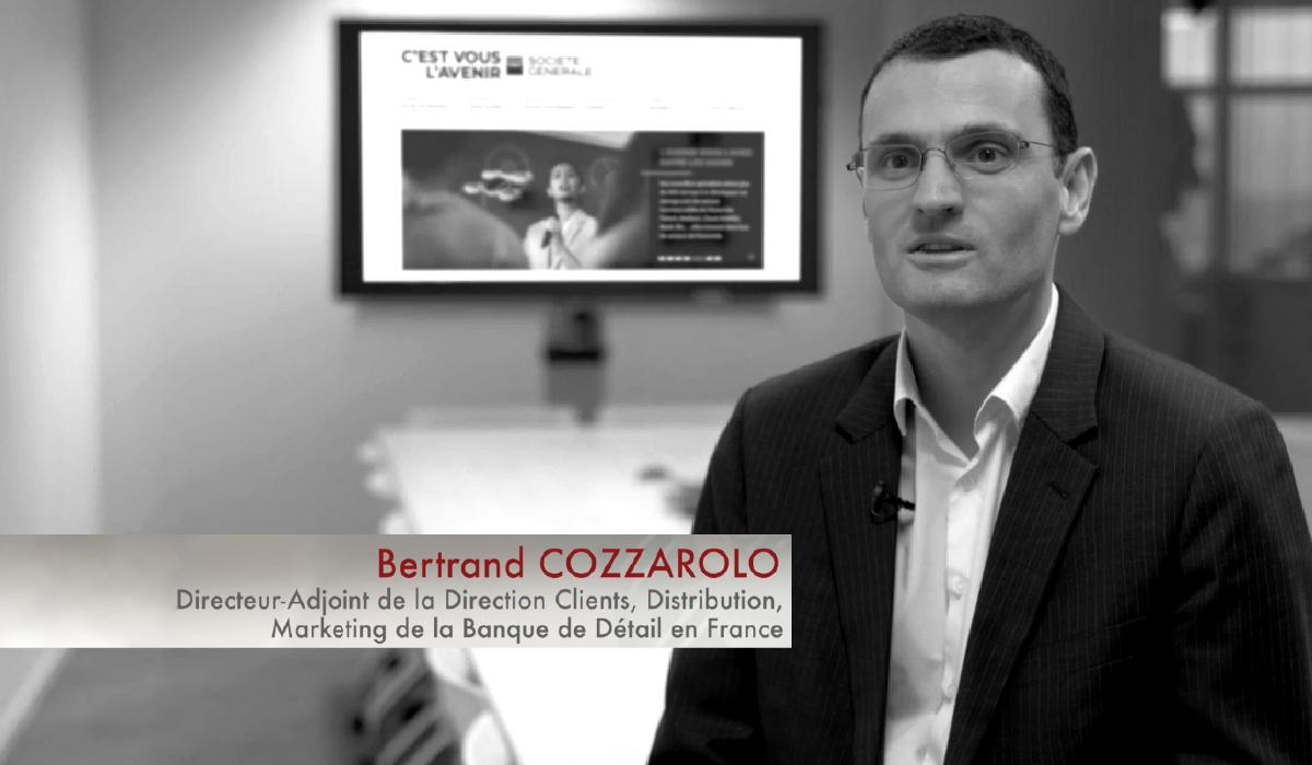 Temoignage client IPM France-Bertrand Cozzarolo-Societe Generale