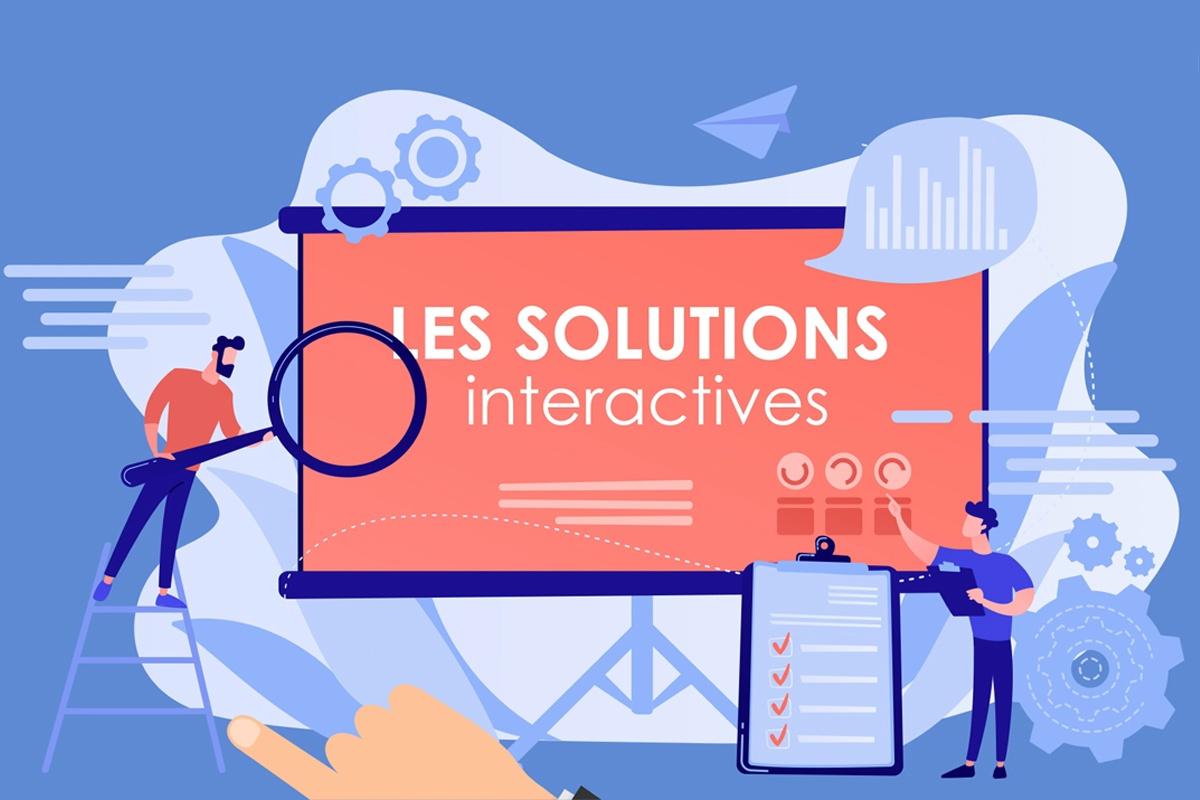 solution bornes interactives easykiosk
