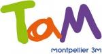 logo TAM Montpellier