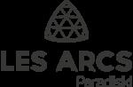 Les Arcs 1800 - Logo domaine station de ski