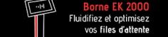 Borne d'infos EK2000