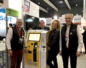IPM France-MWC19-sim card vending kiosk
