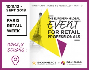 IPM France au Paris Retail Week 2018