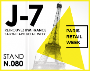 IPM France salon retail week paris