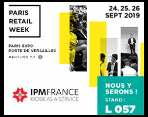 Salon Paris Retail Week-Borne interactive-data-IPMFrance