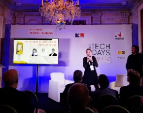 french tech days Iberia-IPM France bornes interactives