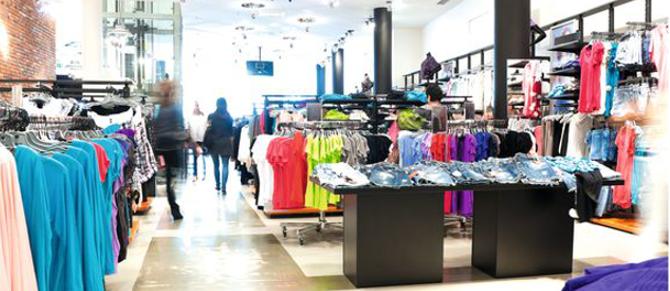 usages bornes tactiles retail