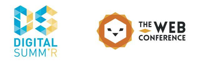 logo digital summr et web conf
