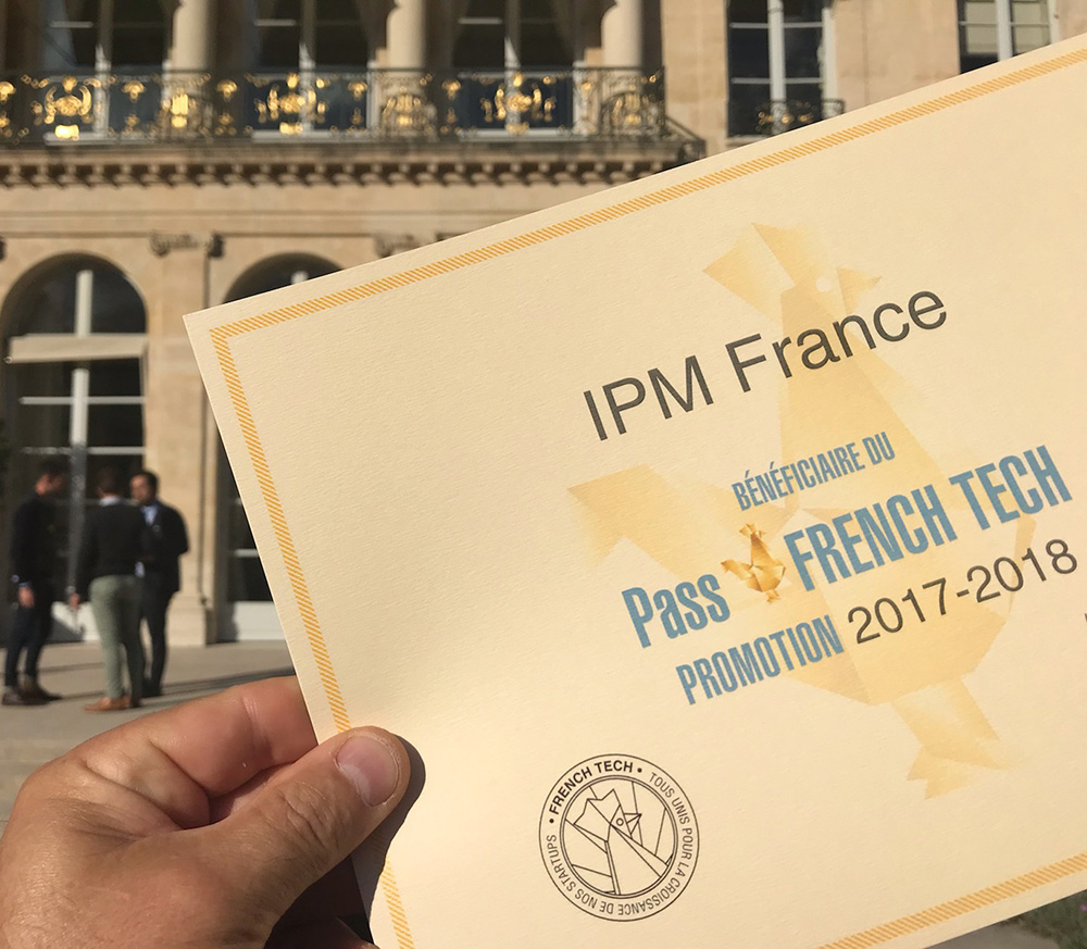 Elysee IPM France Pass French Tech