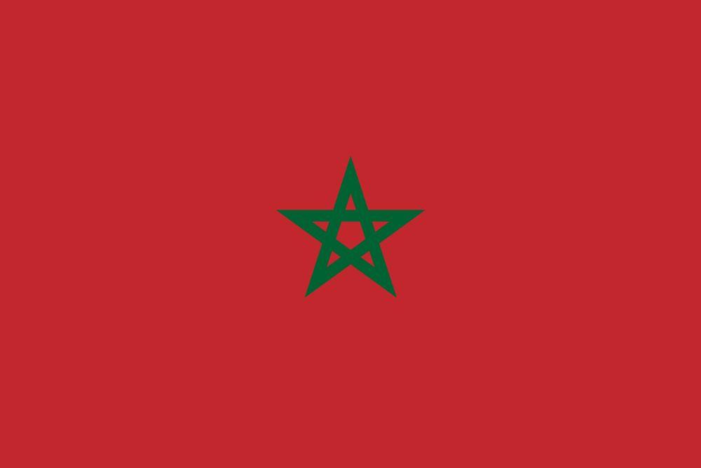 drapeau-du-maroc