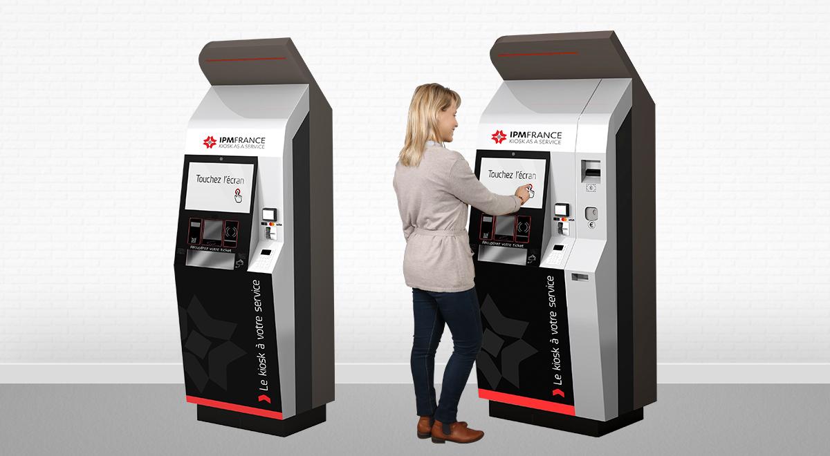 Borne interactive d'exterieur EK 8000_made by IPM France