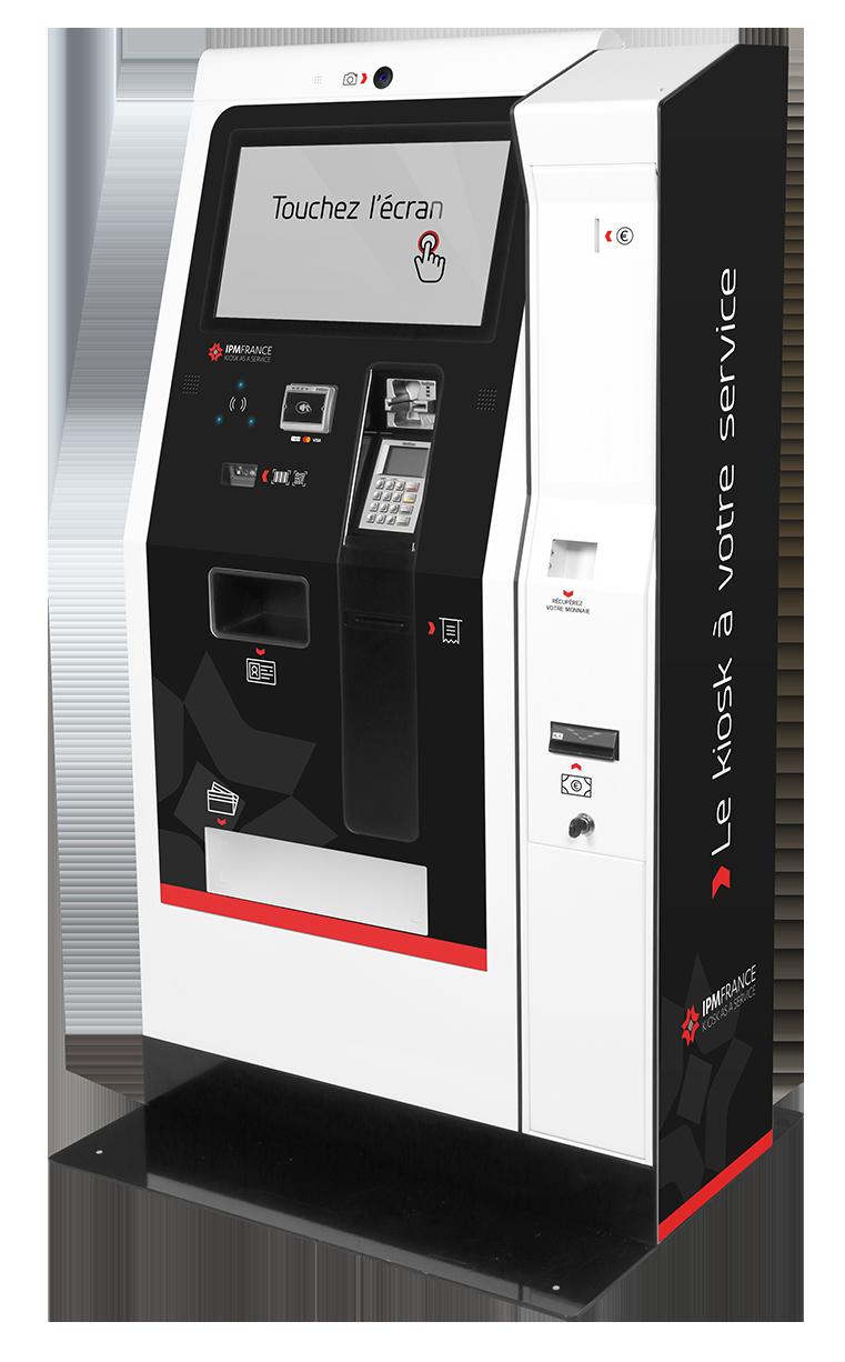 Borne complète EK 3000 CVM Cash