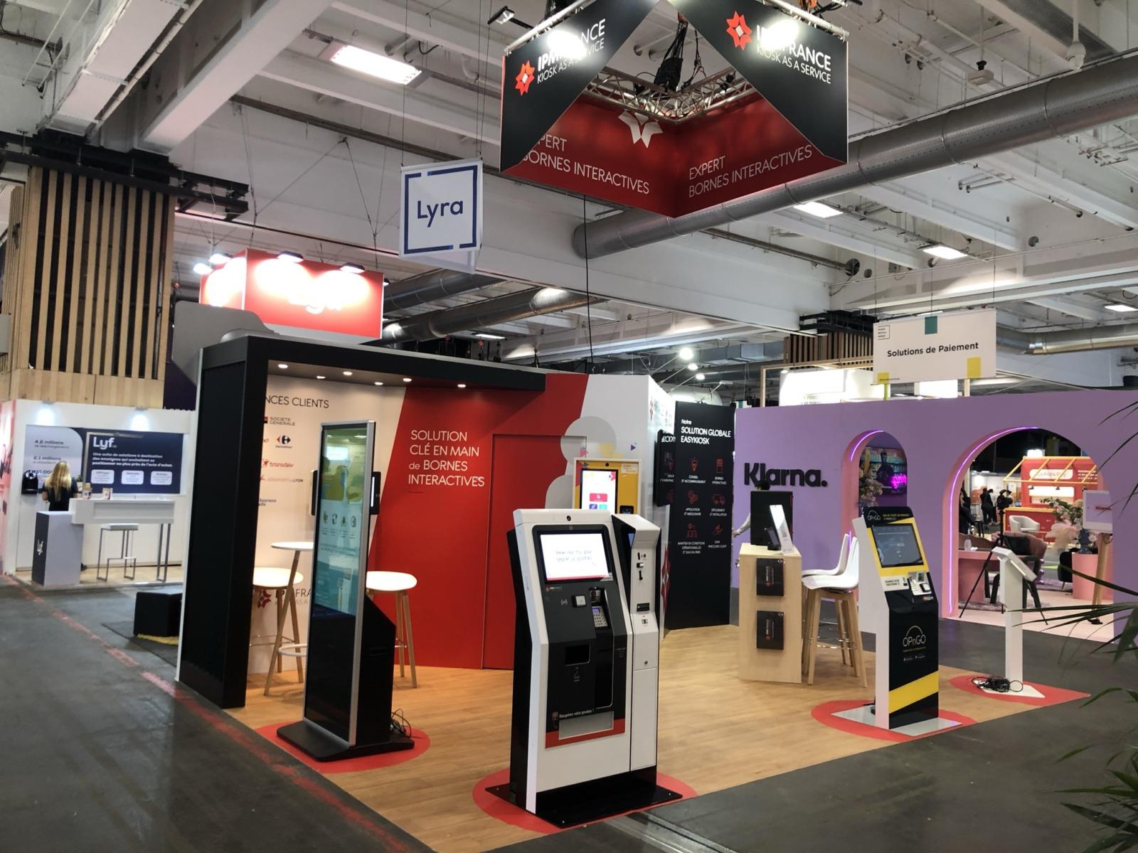 Stand IPM France_ Paris Retail Week 2021